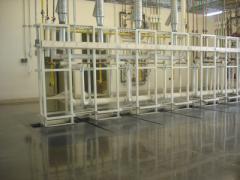 Pisos industriales, endurecedores y protectores