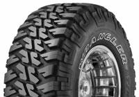 Neumáticos de barro, Wrangler MT/R
