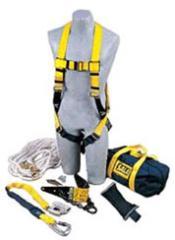 Equipo de protección personal para trabajos en