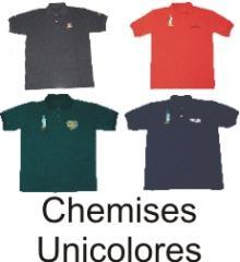 Ropa de promoción, Chemises