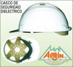 Casco de seguridad dielectrico nacional