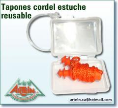 Tapones reusables
