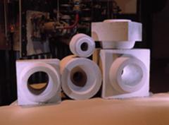 Alto contenido de alúmina productos refractarios, Algres E 300
