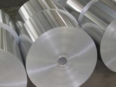 Lámina de aluminio para alimentos