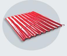 Materiales para techos, Lámina Miltejas