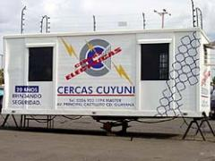 Trailer modelo oficina movil