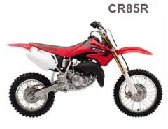 Motocicletas de cross, CR85R