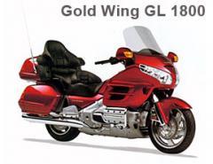 Motocicletas clásicas de caminos, Gold Wing GL