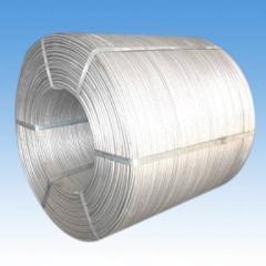 Alambrón de aluminio