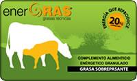 Aditivos de forraje para el ganado, Energras