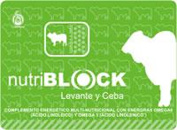 Aditivos de forraje para el ganado, NutriBlock