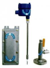 Equipos industriales, Detectores de Concentración