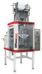 Máquinas de envasado para productos a granel,