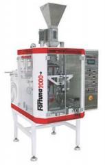 Máquinas de envasado para productos a granel, Fortuna 2000-e