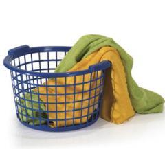 Cestas lavandería
