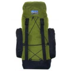 Equipos para el turismo, mochila Morral excursionista militar 57 l