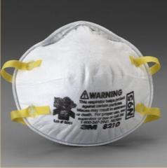 Respirador Descartable, Modelo 8210 de 3M