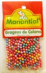 Grageas de Colores