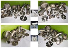 Conexiones en hierro y acero