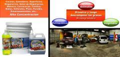 Productos de limpieza, detergentes, Klintex