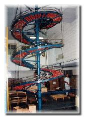 Sistema de transportación de materiales