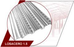 Lámina de acero galvanizado estructural