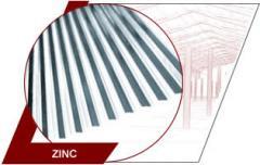 Lámina para techos de Acero Galvanizado