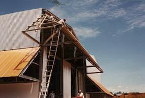 Materiales para techos, Aluminio Noral
