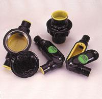 Componentes para equipos de gas y petróleo,