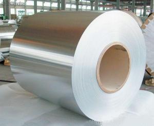 Bobinas lisas de aluminio