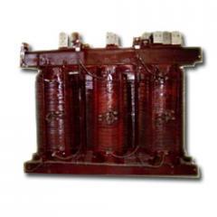 Transformadores secos alta tension