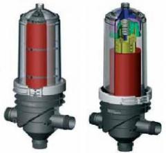 Componentes de los sistemas de riego automático