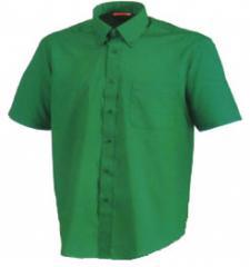 Camisa de vestir, en tela Popelina