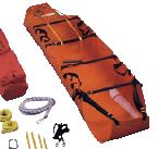 Camillas y cestas de rescate