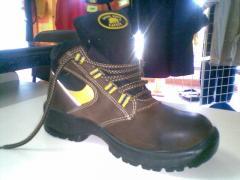 Zapatos especiales