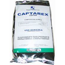 Fungicida Orgánico, Captarex