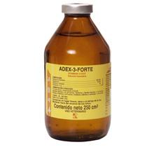 Vitaminas veterinarias, Adex - 3 - Forte