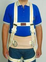 Equipo de protección personal para trabajos en altura