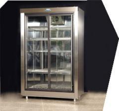 Mostradores refrigerados