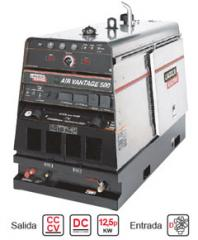 Compresores de aire para la producción
