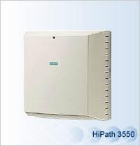 Estación teléfono, HiPath 3550