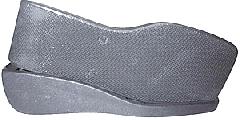 Productos de plástico, suelas de zapatos