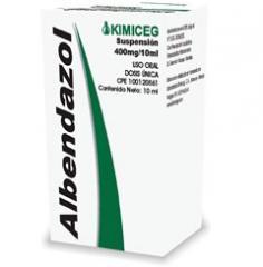 Medicamentos, Albendazol