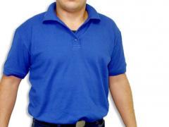 Chemises en tela piquet