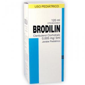 Medicamentos, contra el asma Brodilin jarabe