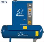 Compresores de tornillo Serie QGS