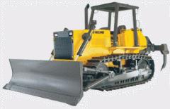 Tractores de oruga agrícolas