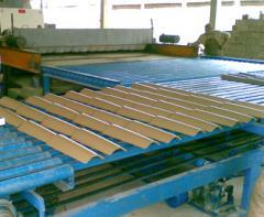 Membranlı çatı malzemeleri imalatı hatları