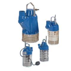 Bombas sumergibles para construcción y achique