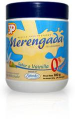 Productos semiacabados, Merengada 3P 0% Azúcar